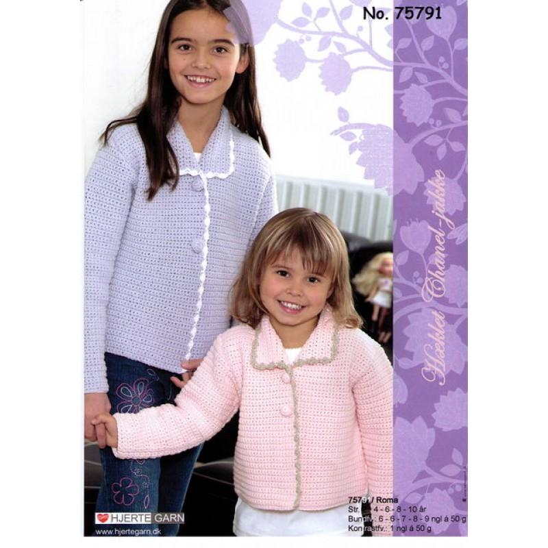 75791 Hæklet cardigan-00