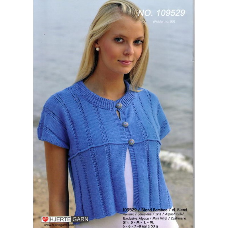 109529 Kort trøje-30
