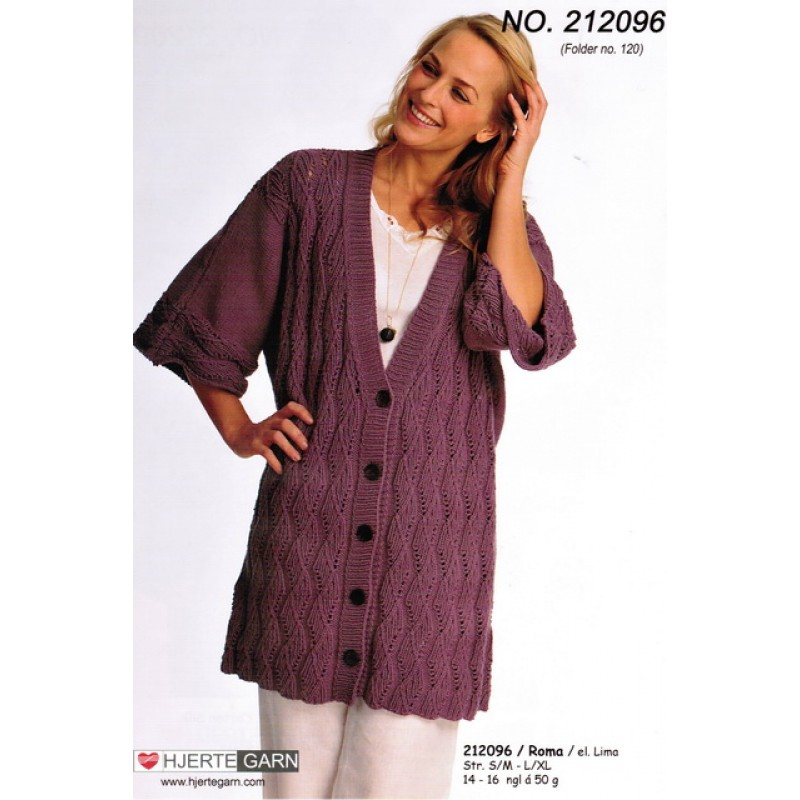 212096 Oversize trøje-00