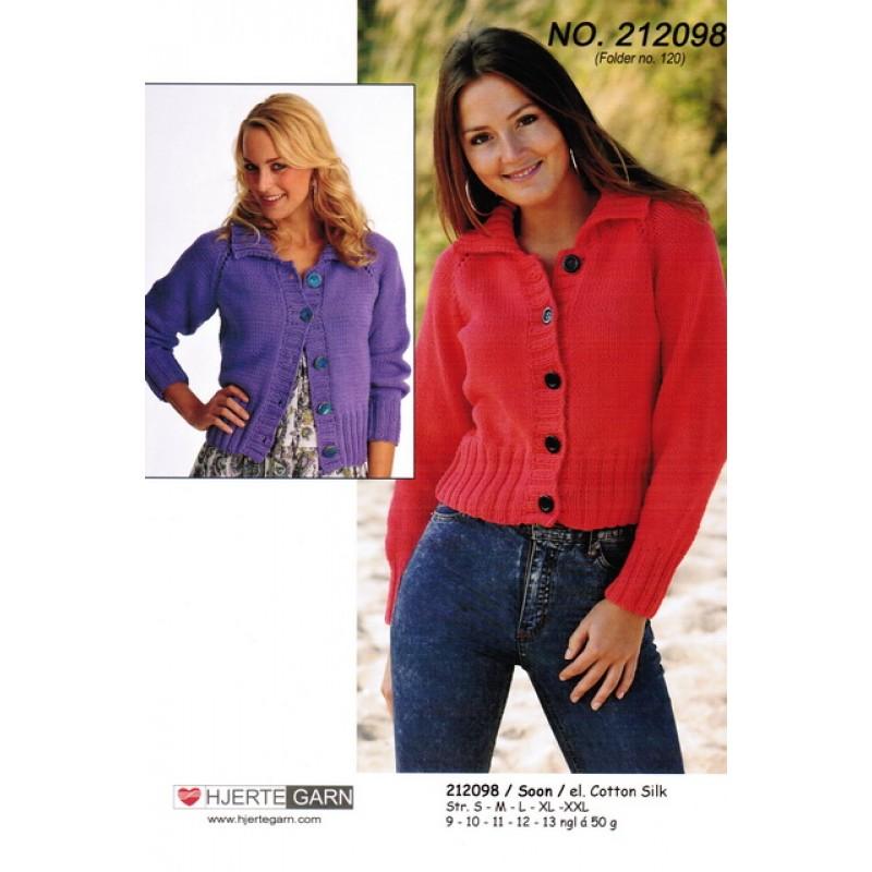 212098 Kort trøje-30