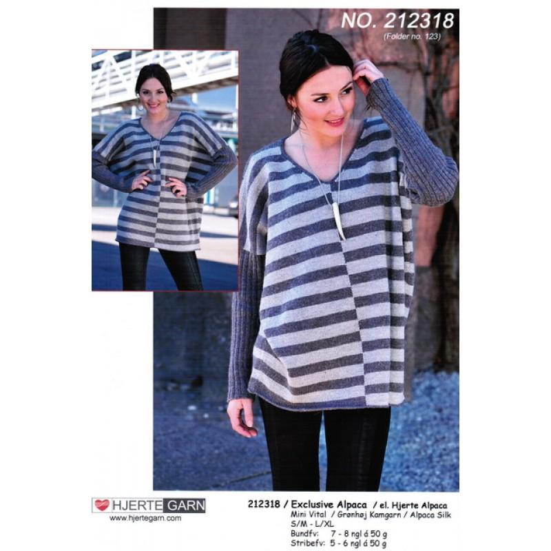 212318 Oversize sweater-00