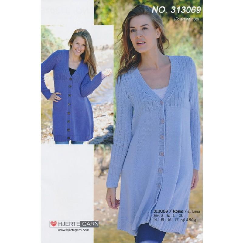 313069 Lang trøje-30