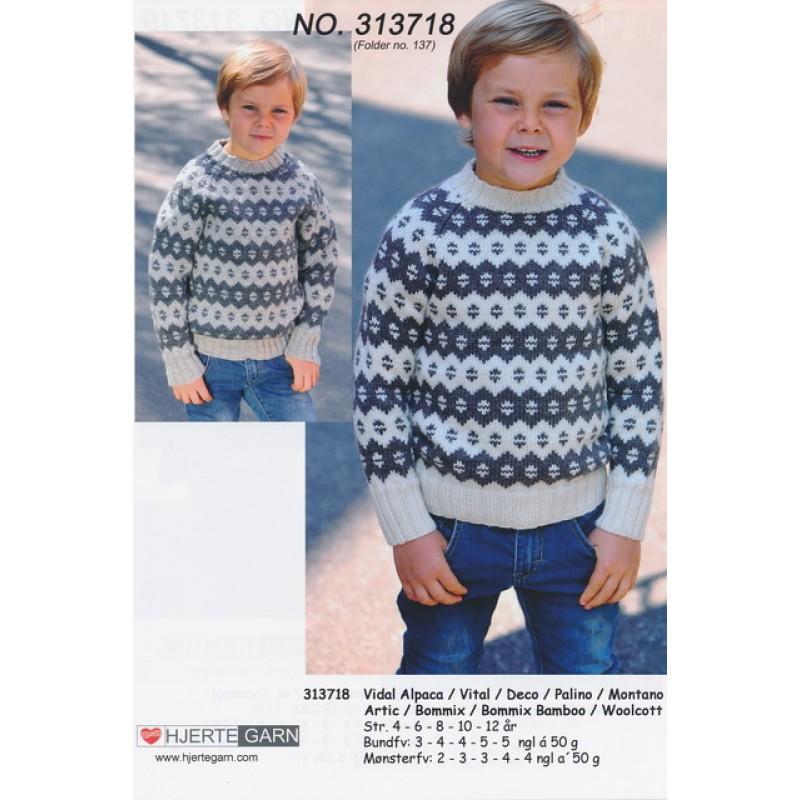313718 Fæørsk Sweater-35