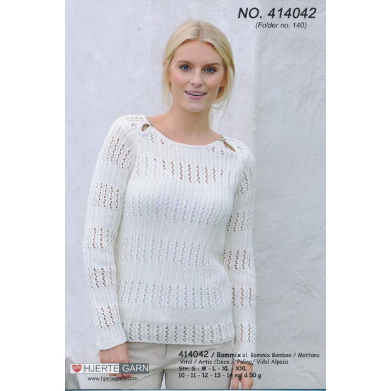 414042 Rib sweater-35