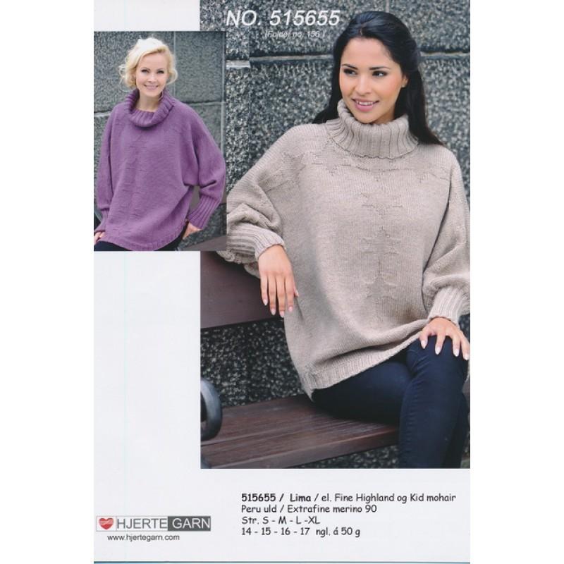 515655 Sweaterponcho