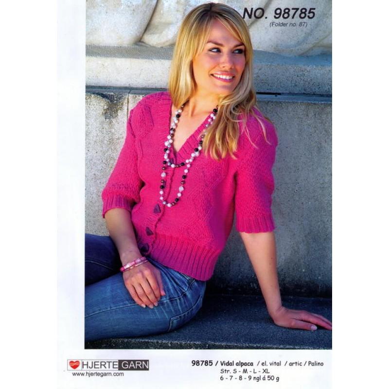 98785 Kortærmet trøje-30