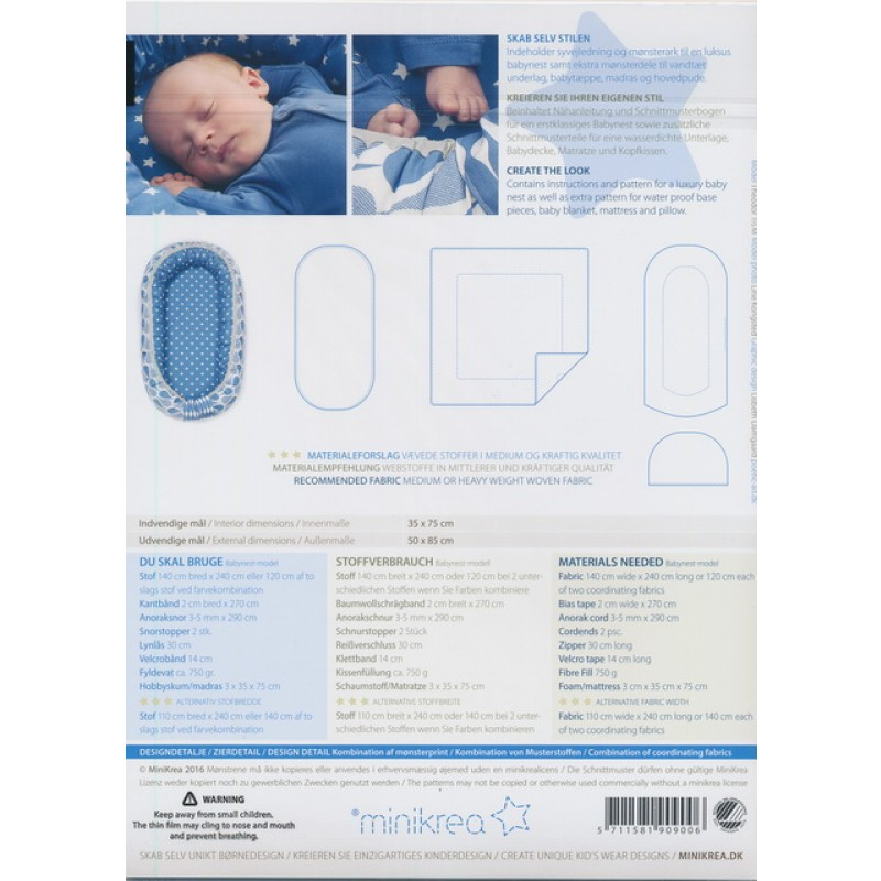 90900 Minikrea babynest-35