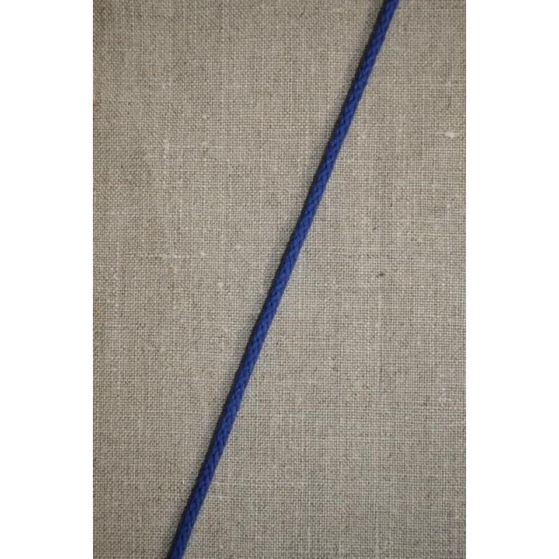 Anoraksnor klar blå, 4 mm.
