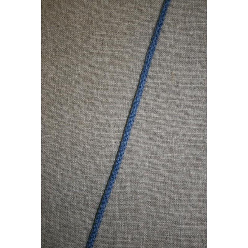 Anoraksnor meleret denimblå-31