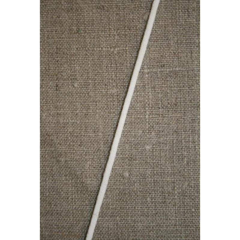 Anoraksnor 3 mm. hvid-33