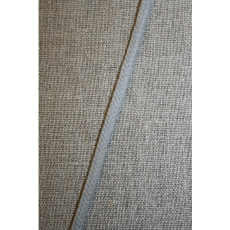 Anoraksnor 4 mm. lysegrå-31
