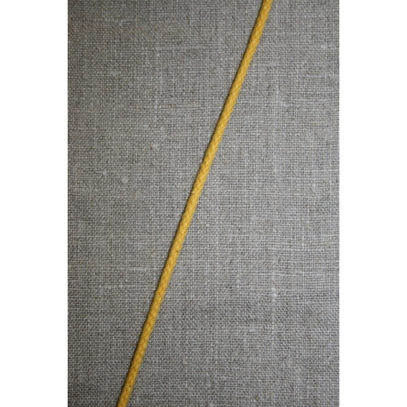 Rest Anoraksnor gul, 65 cm.-34