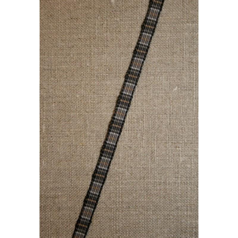 Ternet bånd sort-31