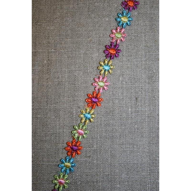 """Blomsterbånd """"Flower-Power"""" mini-33"""