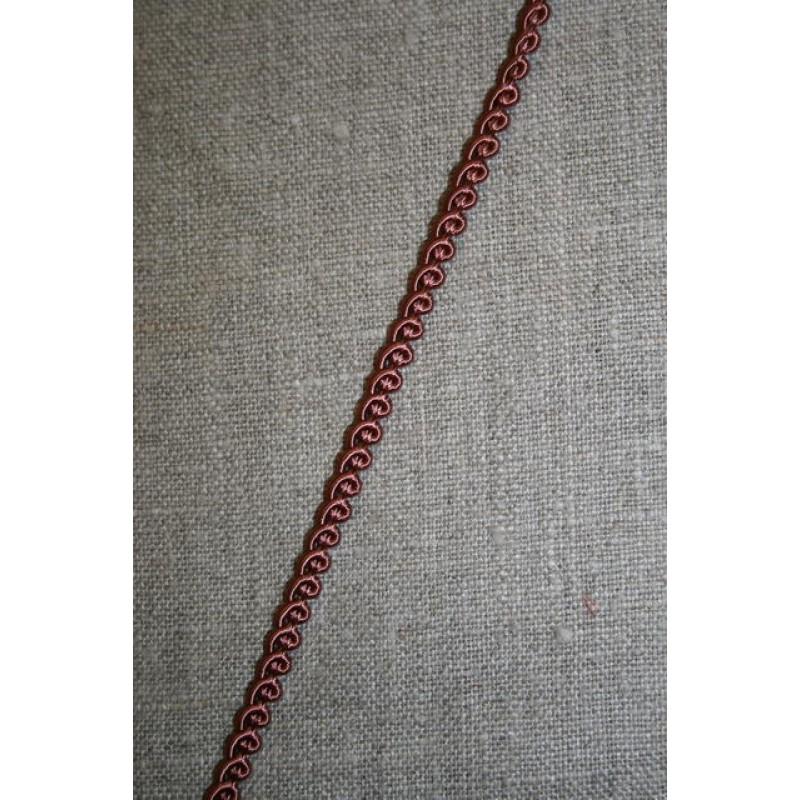 Agraman smal brun-rosa, 4 mm.-31
