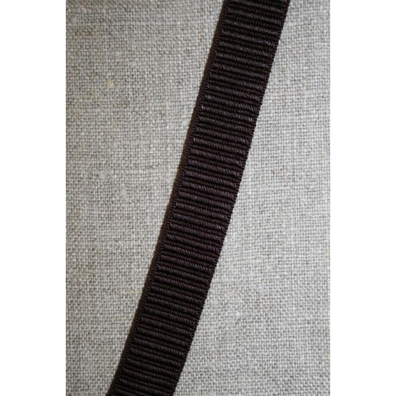Flexibelt bånd, mørkebrun-33