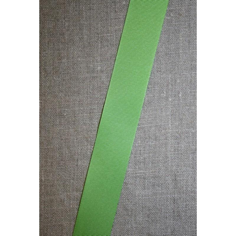 Grosgrainbånd 25 mm. lime-33