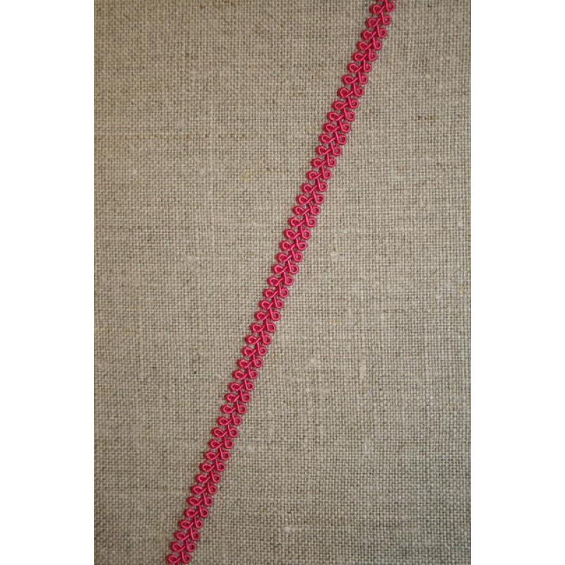 Smal agraman pink 6 mm.