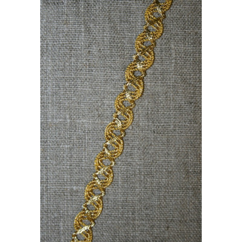 Agraman 10 mm. guld
