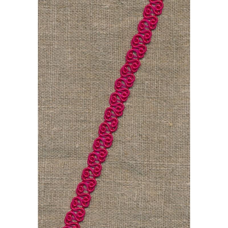 Agraman 8 mm. karmin-rød