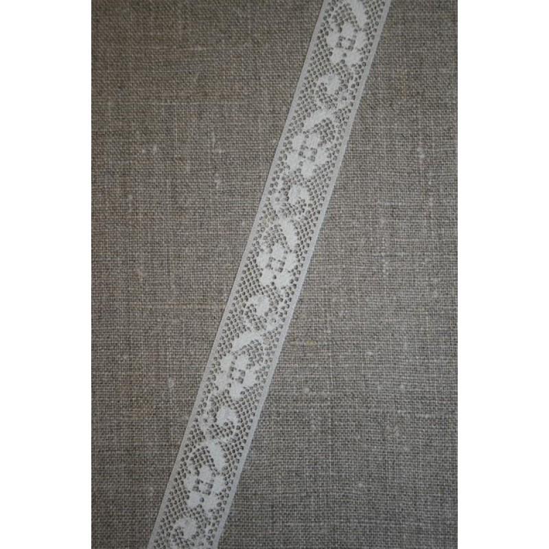 Nylonblonde 20 mm. off-white