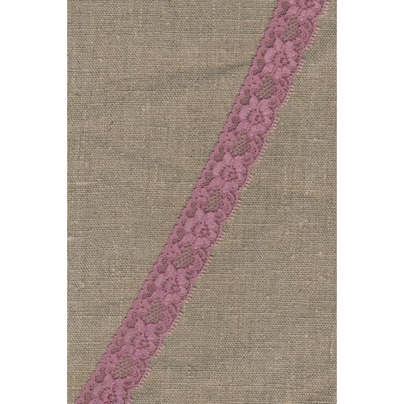 Strækblonde gl.rosa 25 mm.