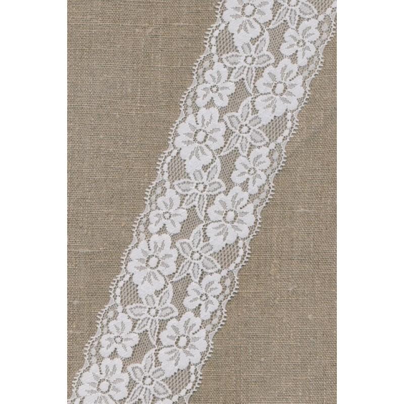 Strækblonde hvid, 70. mm