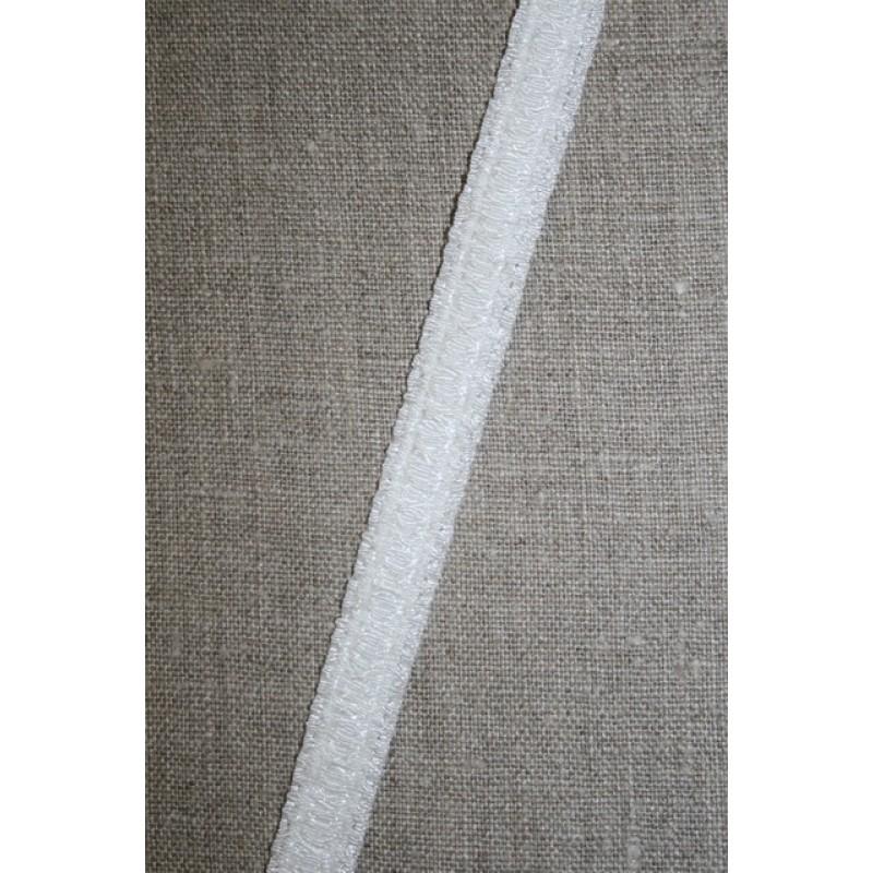 Stropelastik 12 mm. hvid
