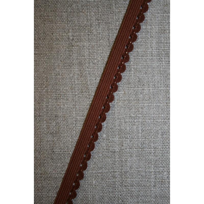 3 meter Kantelastik rød-brun-35