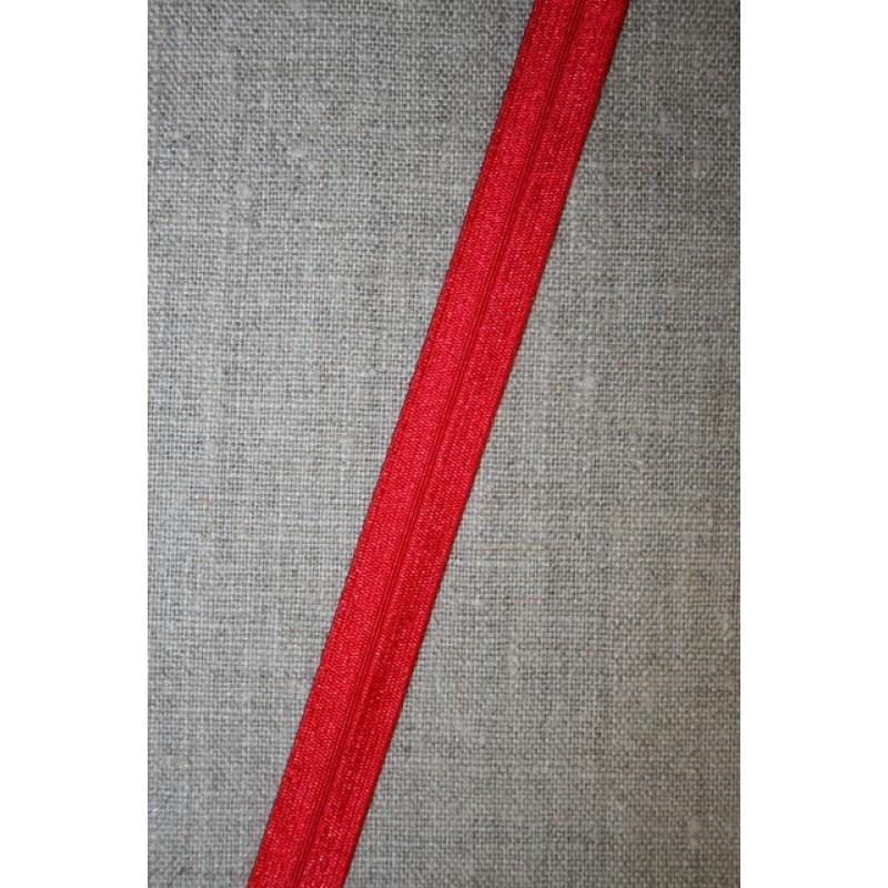 Foldeelastik smal rød-35