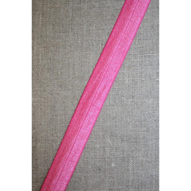 Foldeelastik pink-31