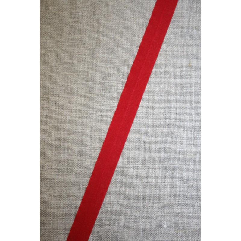 Foldeelastik tynd, rød-35