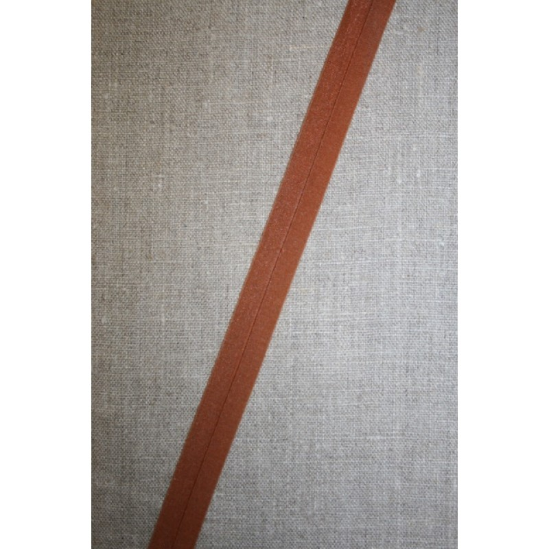 Foldeelastik tynd, rød-brun-35