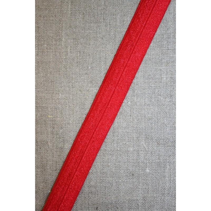Foldeelastik rød-31