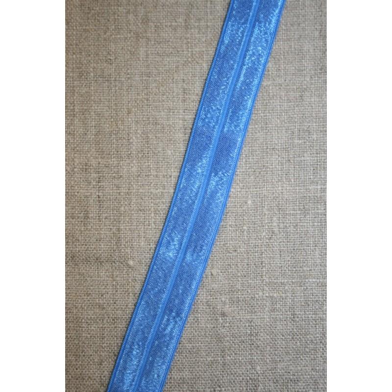 Foldeelastik mellem blå