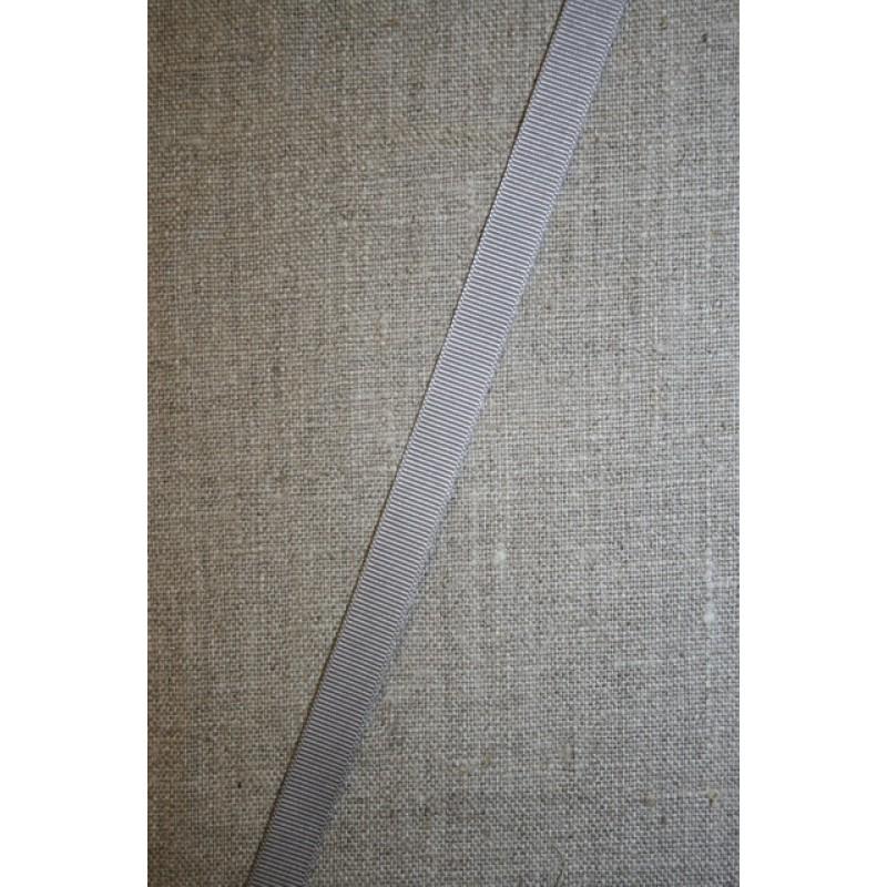 Grosgrainbånd 10 mm. lysegrå