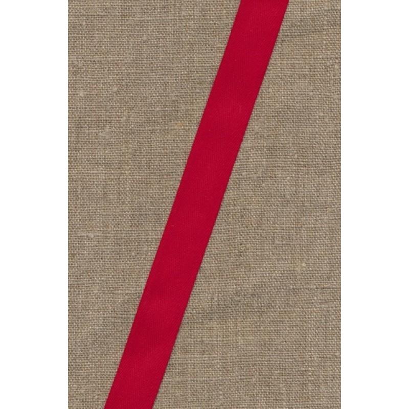Bomuldsbånd/Gjordbånd rød, 20 mm.