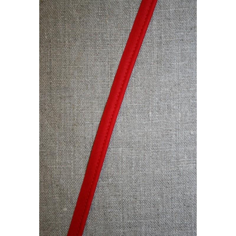 Paspoil bånd i bomuld, rød-35