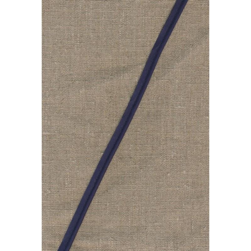 Paspoil bånd i bomuld, marineblå-31
