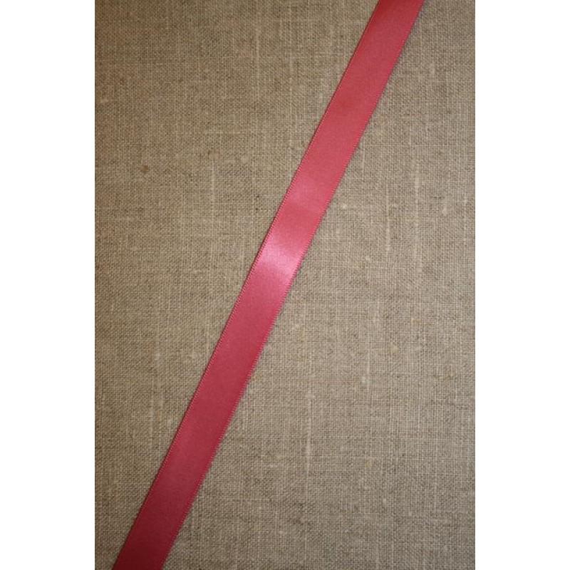 Satinbånd mørk rosa 15 mm.-31