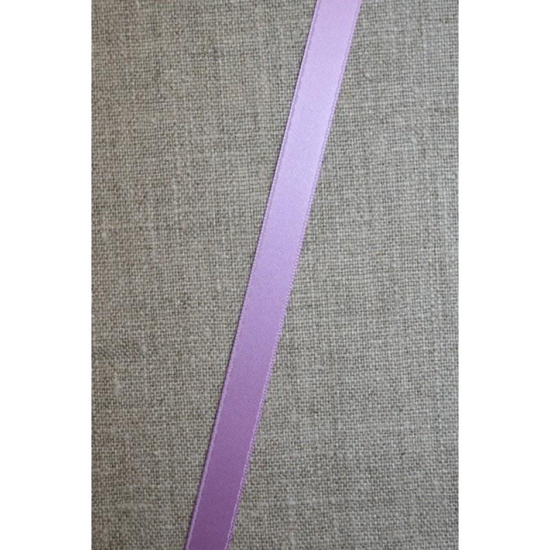 Satinbånd lyselilla 10 mm.-31