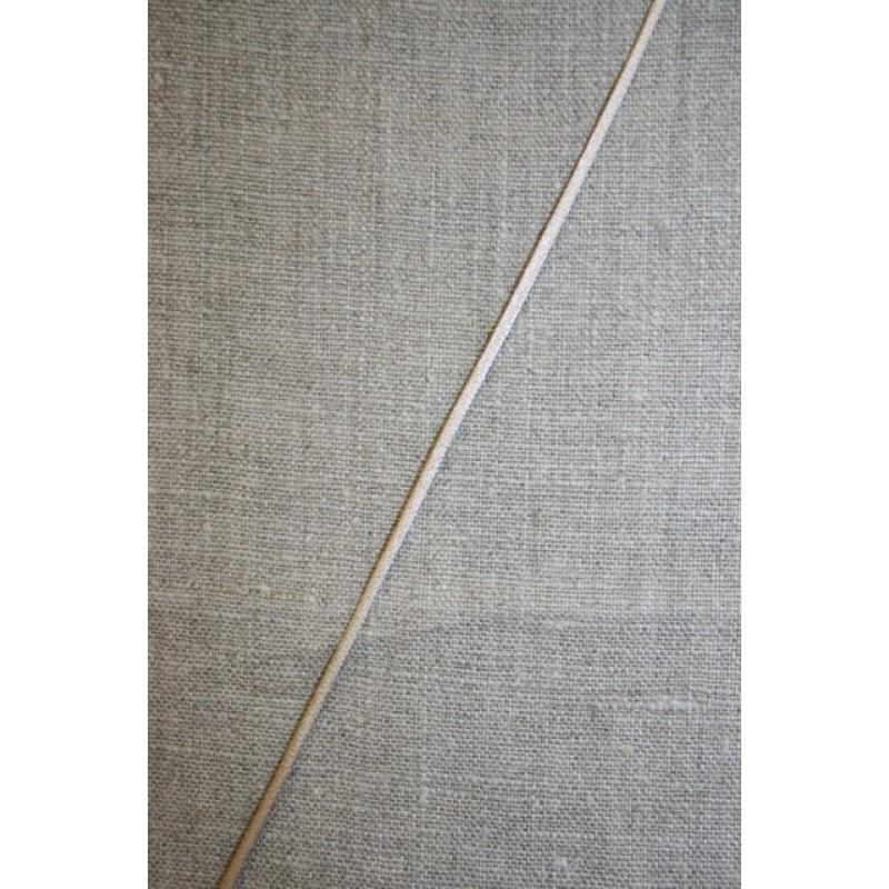 Satinsnor 2,2 mm. sand-35