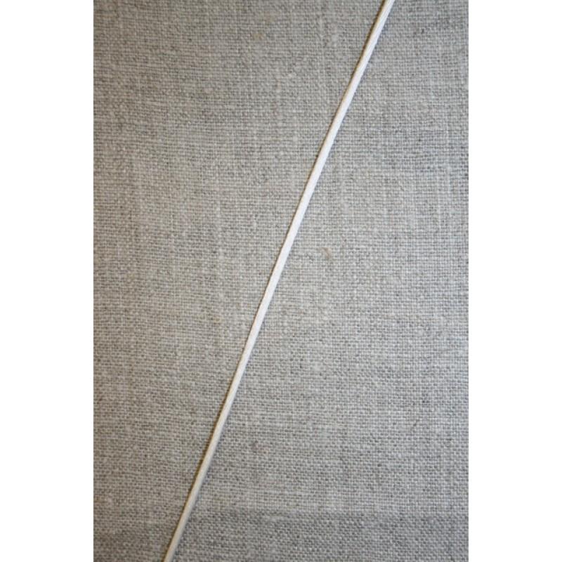 Satinsnor 2,2 mm. off-white-35