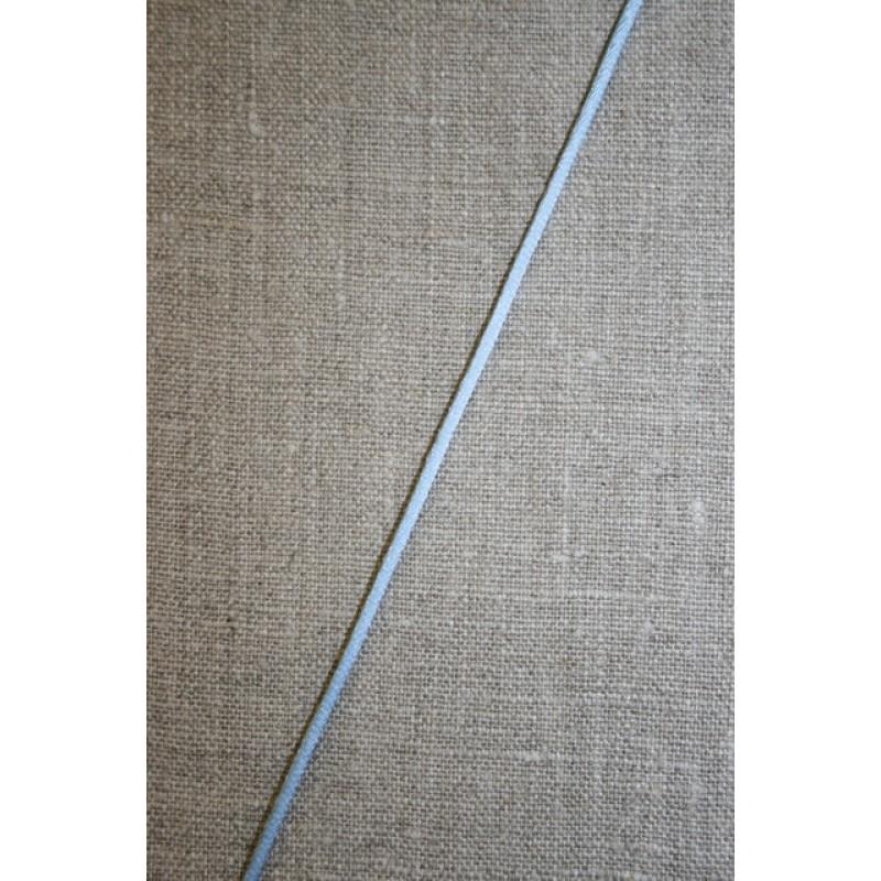 Satinsnor 2,2 mm. lyseblå-35