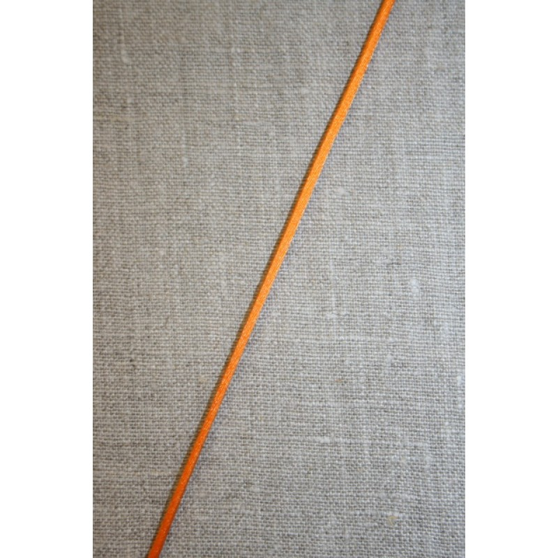 Satinsnor 2,2 mm. orange-35