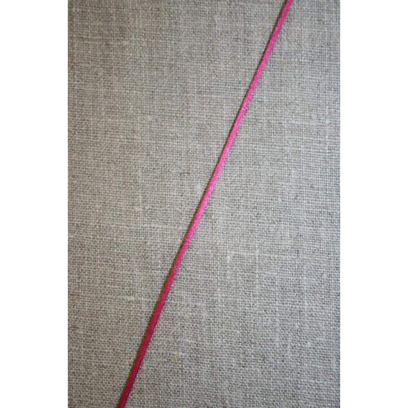 Satinsnor 2,2 mm. pink-35