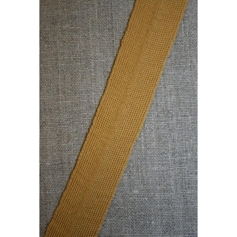 Kantbånd/Foldebånd carrygul