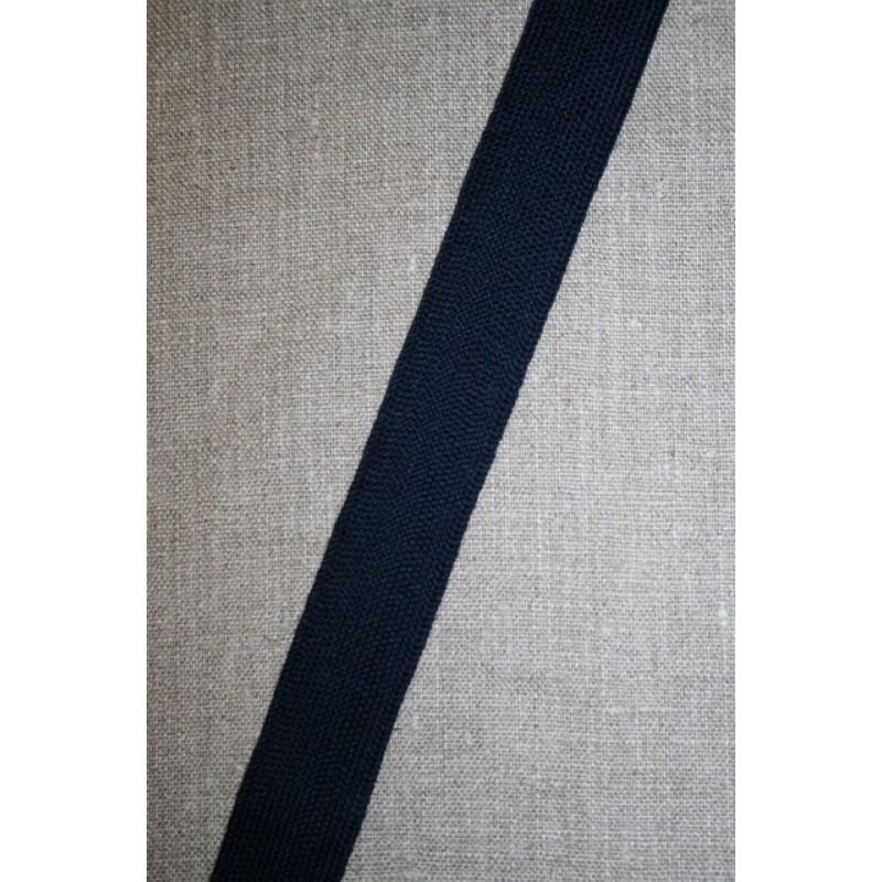 Kantbånd/Foldebånd mørkeblå-35