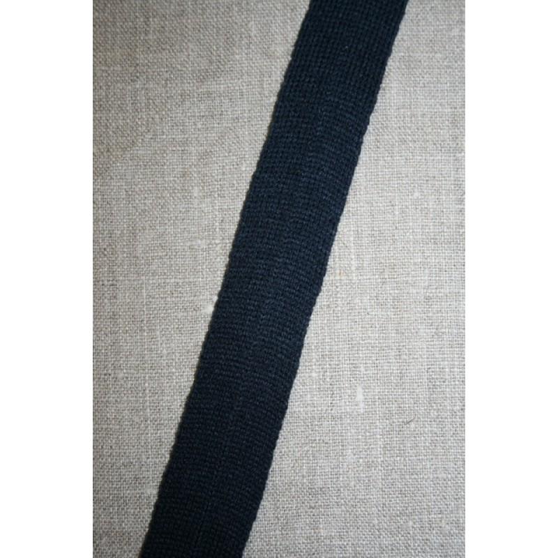 Kantbånd/Foldebånd mørkeblå