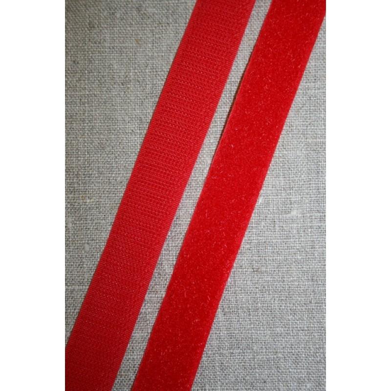 20 mm. velcro rød-35